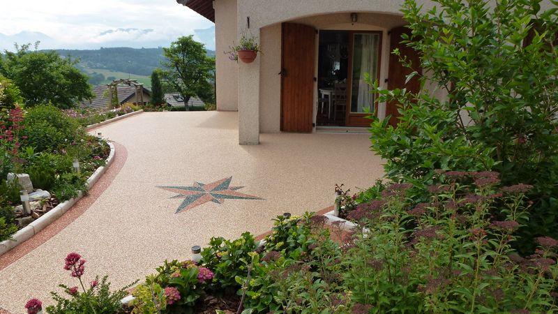 Rev tement de sol granulat de marbre moquette de for Piscine querqueville