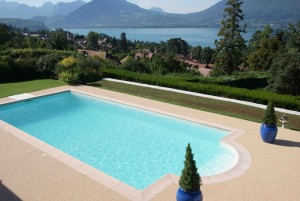 piscine enfant piscine naturelle en pierre