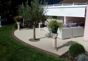 lame de terrasse